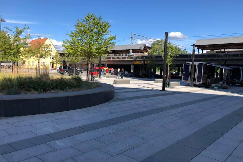 Skøyen vil ha grønne parker – ikke sterile bymessige parker