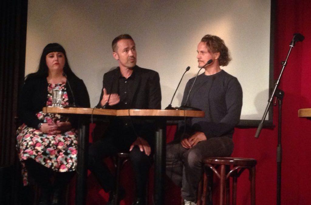Erling Fossen ledet debatt om avsporing på Skøyen om medvirkning og høyhus