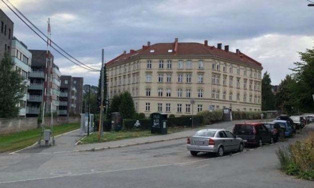 Amalienborg på Skøyen ønsker Plan- og bygningsetaten å rive